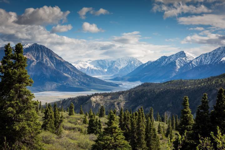 Hledání Aljašky PARTI